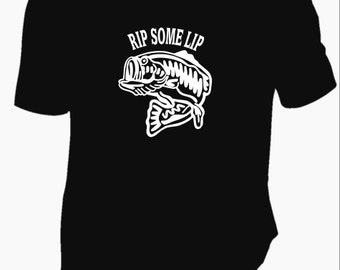 Rip Some Lip Bass Tee