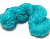 The Spirit--Baby Alpaca/Silk/Cashmere 3 ply light fingering--Skinny Dip