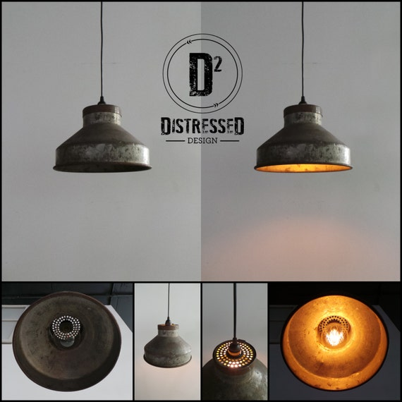 Industrial farmhouse pendant light for Farmhouse style kitchen lighting