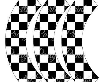 checkered racing flag - iron on racing flag rhinestone transfer, Powerpoint templates