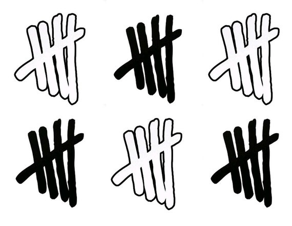 how to make tally marks