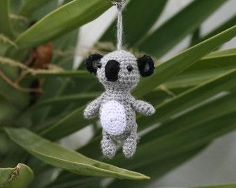 Crochet Pattern : Koala Amigurumi