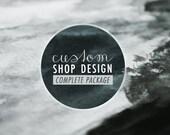 Custom Shop Banner, Custom Banner For Your Etsy Shop, Etsy Shop Banner, Custom Branding, Business Branding, OOAK Banner