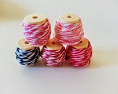Valentines Day Twine 10 Yards - DIY Project - Wedding Twine