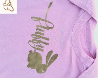 Baby - Fluffy Bunny Baby Onesie - 12 Months - ReadyToShip