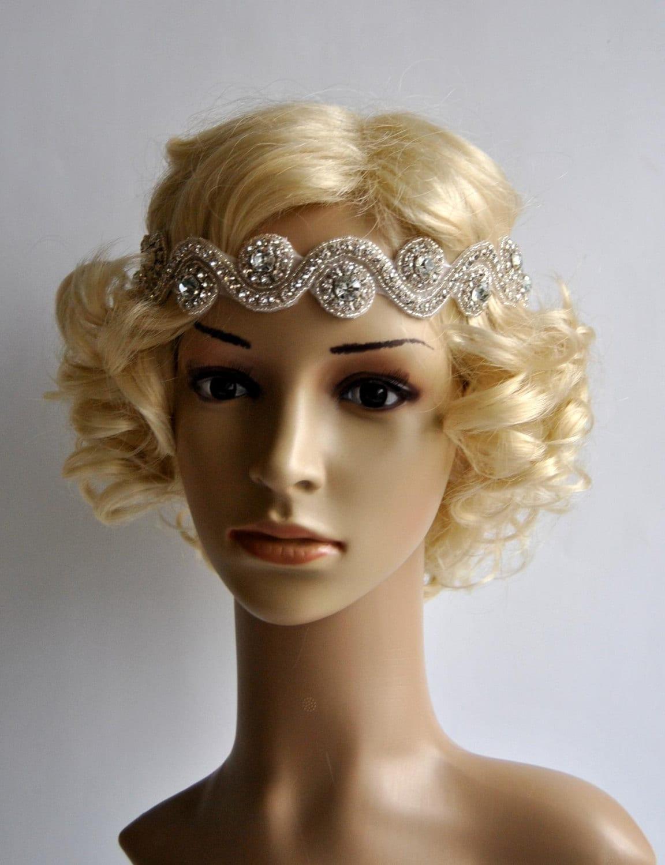 Rhinestone Wedding Headbands - home decor - Laux.us