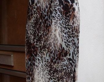 Vintage UK12 US 8 Eur 40 Karen Millen silk dress