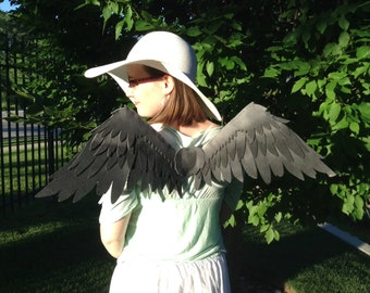 Haibane Renmei, Cosplay Wings, Angel Wings, Costume Wings, Child sized - Made to Order