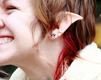 Custom Painted Cosplay Hobbit Pixie Fairy Elf Ears