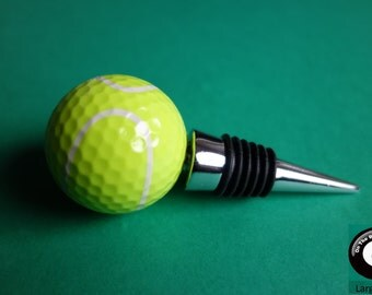Tennis Ball Golf Ball Wine Bottle Stopper