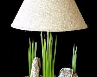 Blue Crab String Lights : Seashell lighting Etsy