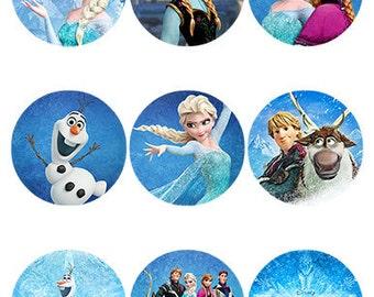 Frozen stickers - deals on 1001 Blocks