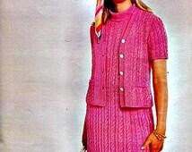 Marsha Marsha Marsha Knit Dress Pattern