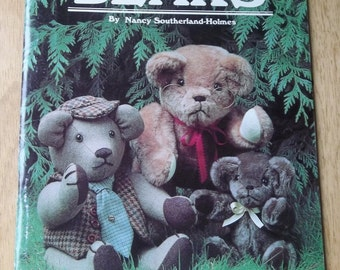 Making Bears by Nancy Southerland - Holmes.  Teddy Bears Crafts