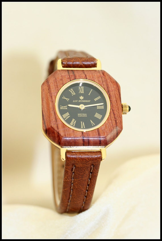 Wood Watch for Her