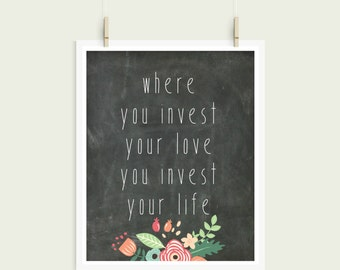 Mumford And Sons Song Lyrics Where You Invest You Love