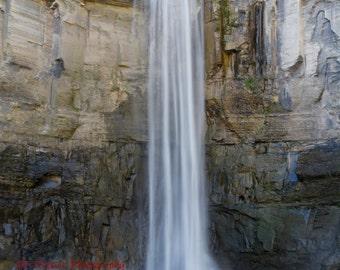 Nature Photography, landscape art, landscape photography, Waterfall photography, 8x10, 13x19, 5x7, 8.5x11, Taughannock Falls