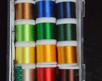 Madeira Rayon Embroidery Thread