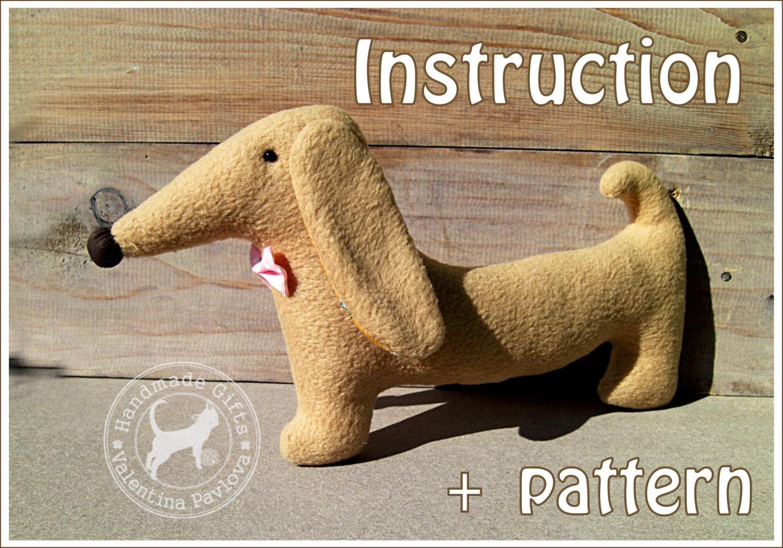 Make A Sausage Dog Toy