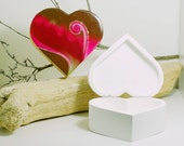 "heart box ""spiral""_wooden box_wooden box decorated with abstract photography_hand made in France_OOAK"
