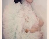Tutu Lace Top Jacket Cape Bolero Lingerie Fairy Tulle Wedding Bridal Rockabilly Ballet Lemon Costume Unique Gift - Chrisst