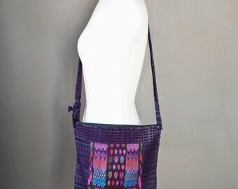 Vintage BOHEMIAN crossbody satchel BAG