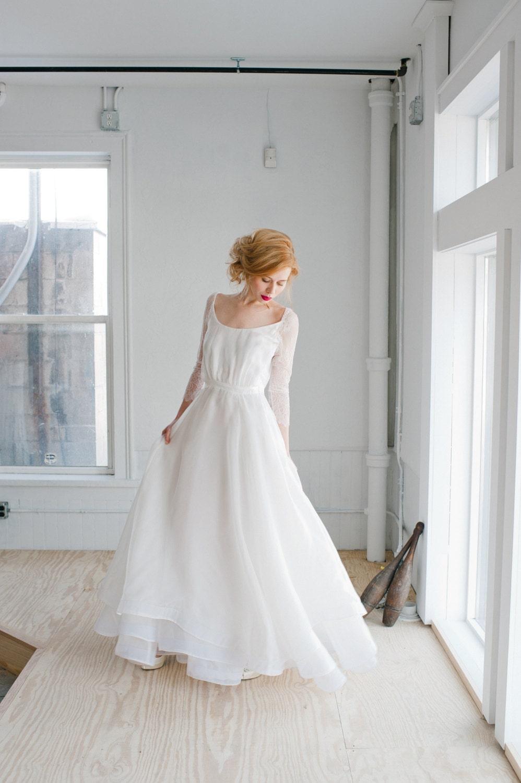 anatomy | Custom Handmade Wedding Gowns in Buffalo