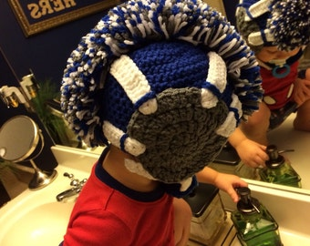 Crochet Wrestling Gear Hat - Made To Order