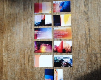 Mystery Pack / Nihilist Postcards
