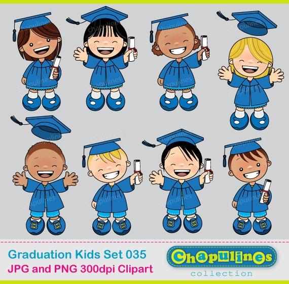 Niños caricaturas graduación - Imagui
