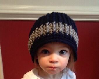 Adult Crochet Hat, Crochet Beanie, Fall Fashion Accessory, Knit Cable Cap, CUSTOM