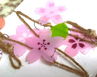 Cherry Blossom Garland