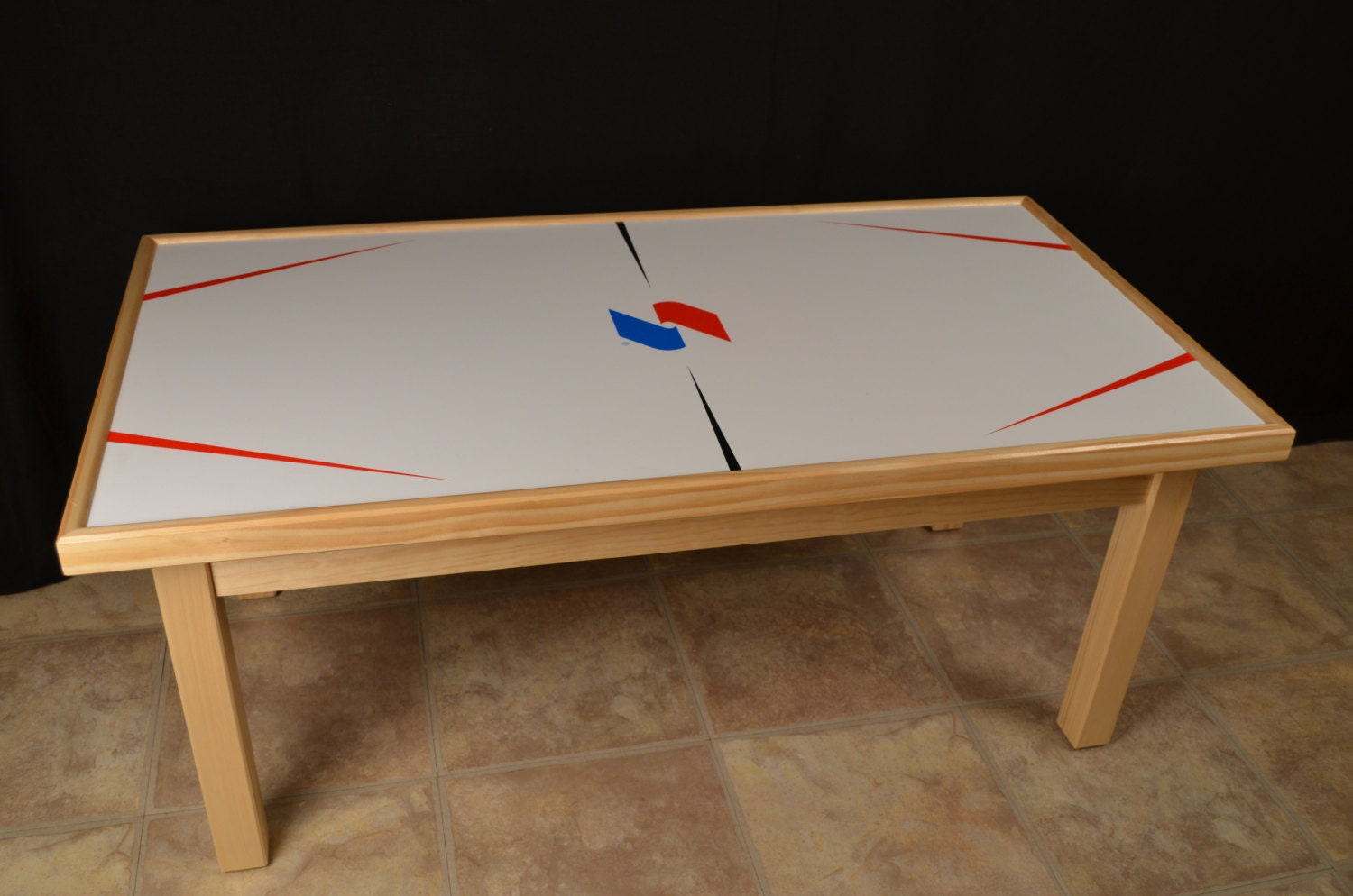 Coffee Table Hockey Table