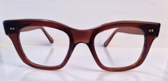 vintage eyewear made in usa 1960 s by