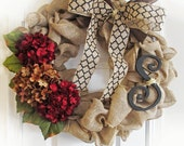 Fall Wreaths For Door, Holiday Decor, Holiday Wreaths For Door, Home Decor, Fall Front Entryway, Holiday Home Entryway