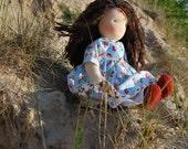 MARIANNE 17 inch Doll - Waldorf doll - rag doll - cloth doll -