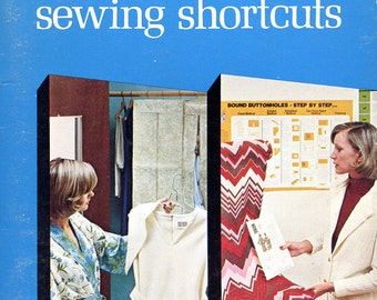 How to Use Sewing Shortcuts by Singer | Sewing Book