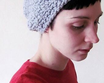 Reversible bulky beanie PDF Crochet Pattern
