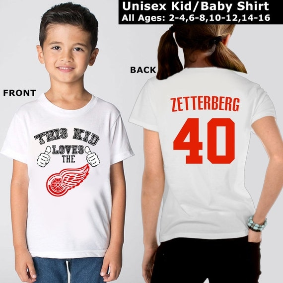 Detroit Red Wings baby Detroit Red Wings kids by ...