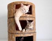 Tree Trump Cat  Condo - Luxury hideaways for elegant cats!