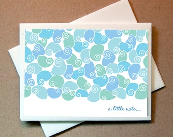 Periwinkle Thank You Cards (24 cards and envelopes)