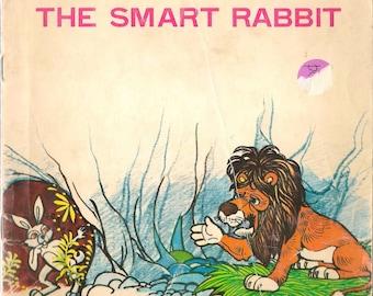 The Smart Rabbit - 1970s - Vintage Book