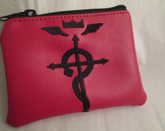 Full Metal Alchemist Coin Purse