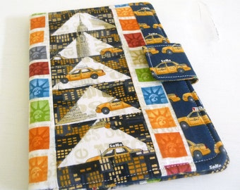 Patchwork Nook HD Cover New York City Themed Cotton Fabrics