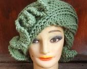 Beanie Hat Pattern  Crochet Pattern Hat, Womens Crochet Hat Pattern, Womens Hat, CYNTHIA Beanie Hat, Beanie Pattern