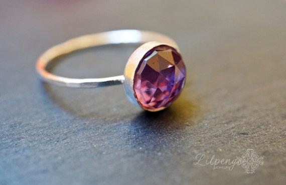 Alexandrite Gemstone Ring