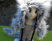 Wolf Costume - (Child/Toddler)