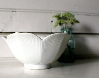 Vintage Lotus Bowl.