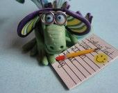 For a Teacher Dragon - OOAK ELEMENTAL DRAGONS
