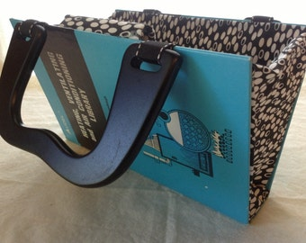 Heating, Ventilating, and Air Conditioning Library.......Book Purse...SALE